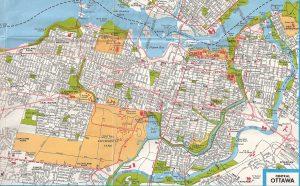 Ottawa Haritası