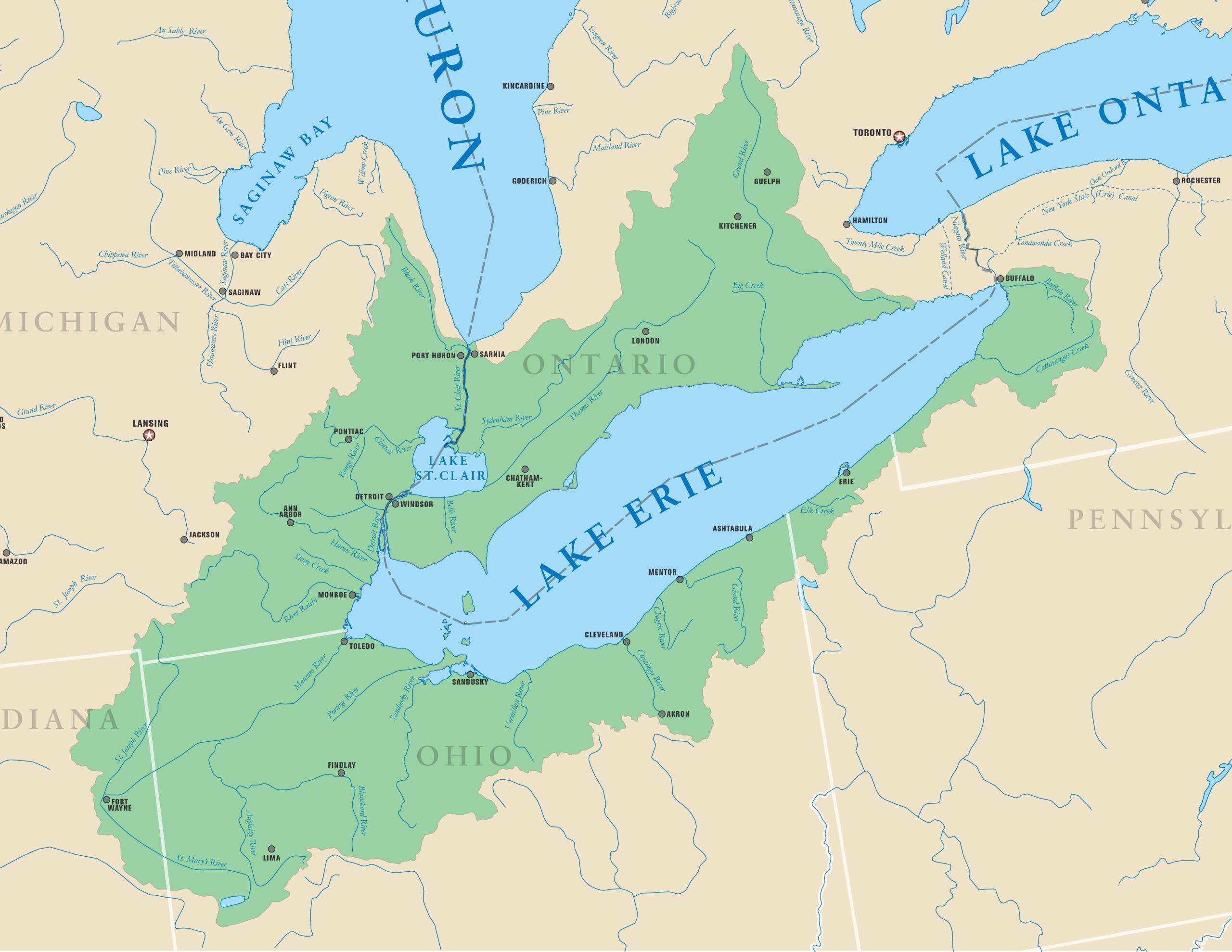 Erie Gölü hakkında bilgiler sitemiz üzerinde yer almaktadır.