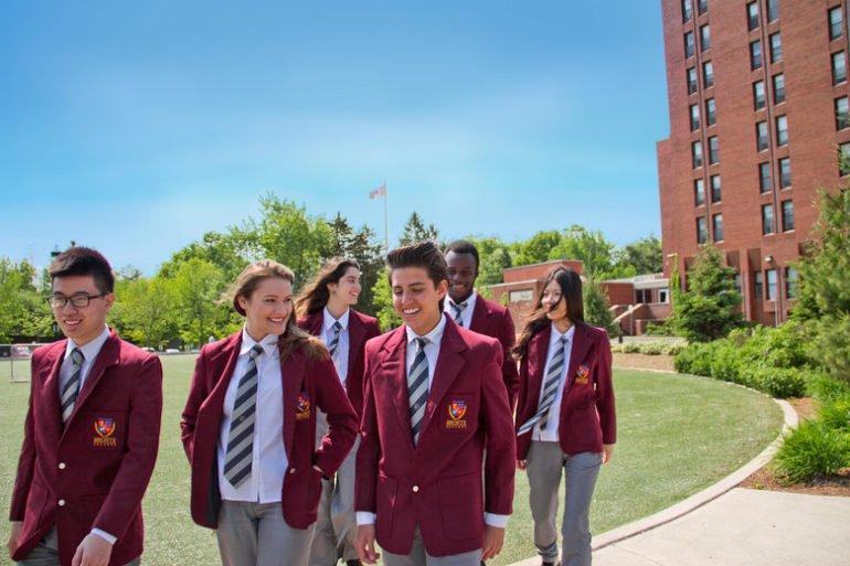 Kanada Lise Eğitimi
