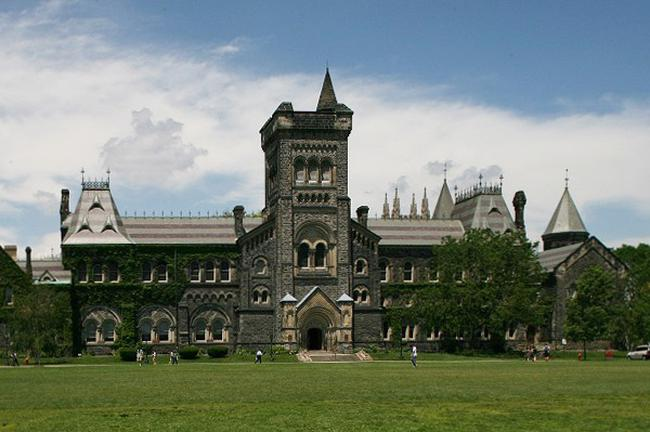 kanada üniversiteleri