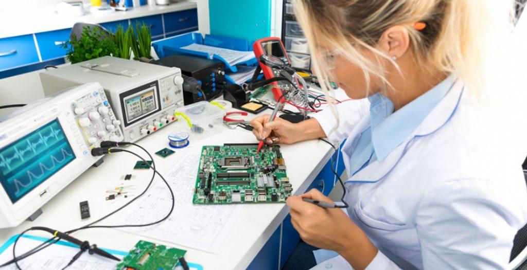 Kanada'da Elektrik Mühendisliği